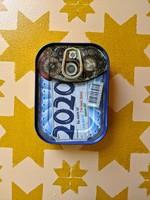 Comur 2020 Vintage Sardine in Olive Oil