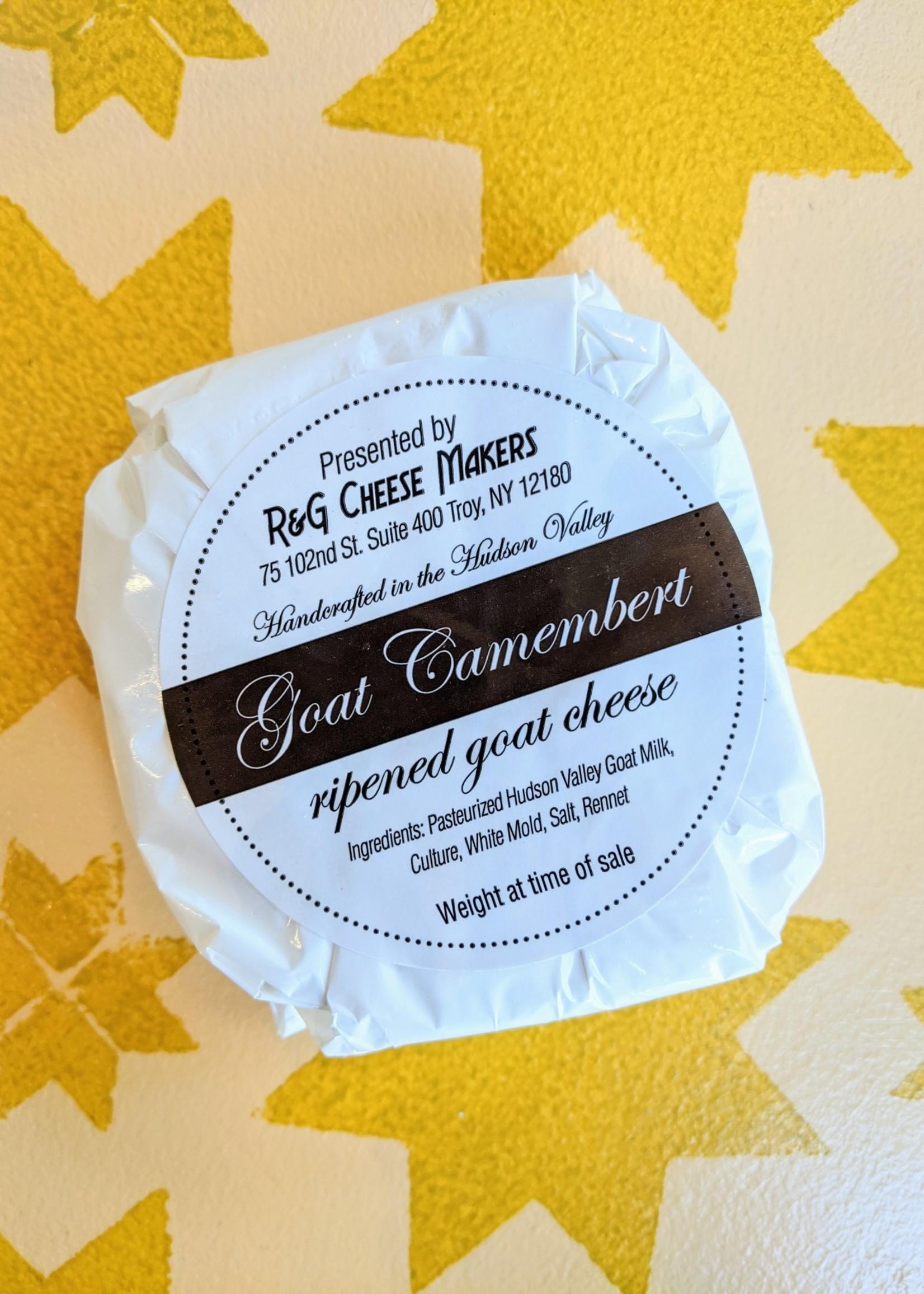 R&G Cheese Makers Goat Camembert