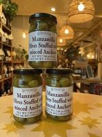 Donostia Manzanilla Olives w/ Anchovy