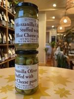 Donostia Manzanilla Olives w/ blue cheese