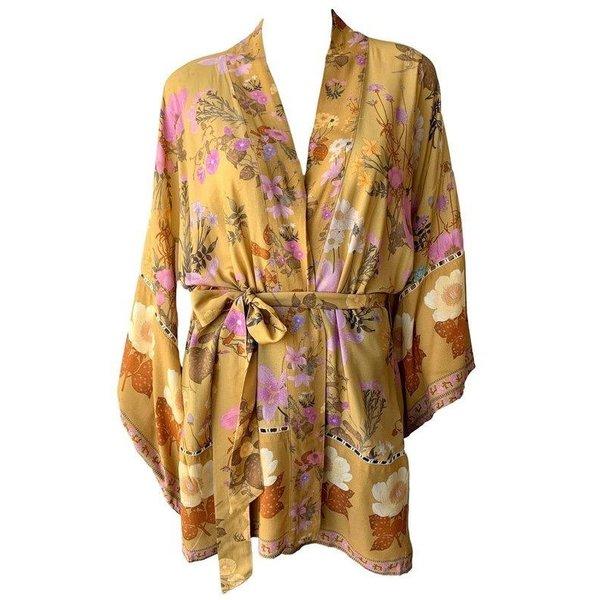 Spell Designs Spell Wild Bloom Short Robe