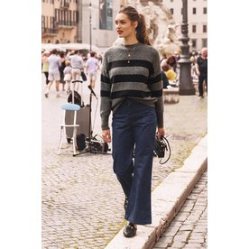 rail Rails Ellise Stripe Sweater