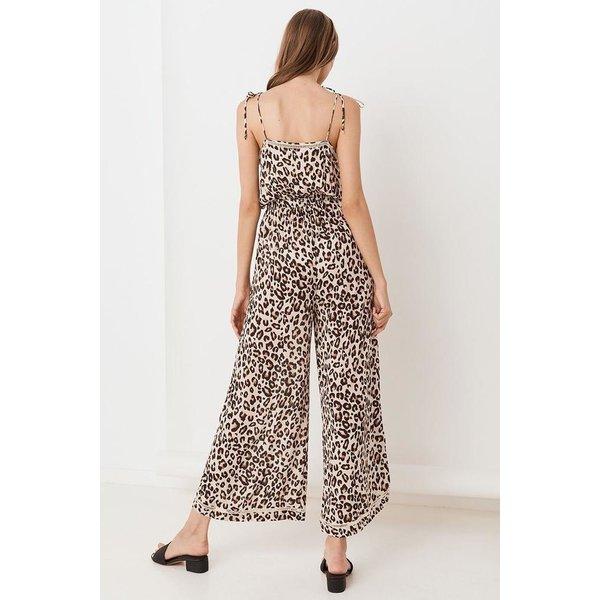 Spell Designs Spell Bodhi Leopard Jumpsuit