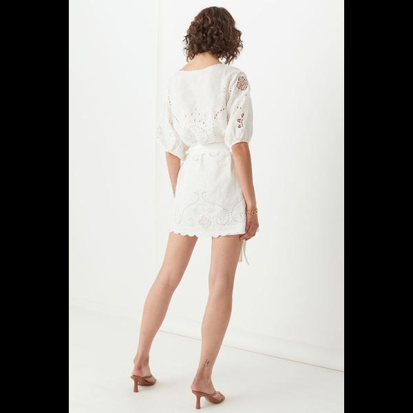 Spell Designs Spell Lala Linen Shift Dress