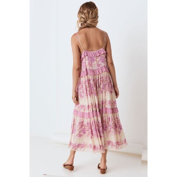 Spell Designs Spell Coco Lei Strappy Gown