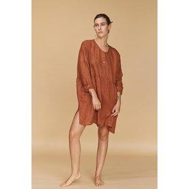 Acacia Soma Linen Dress