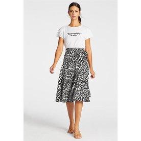 Vitamin A Lana Skirt Eco Linen