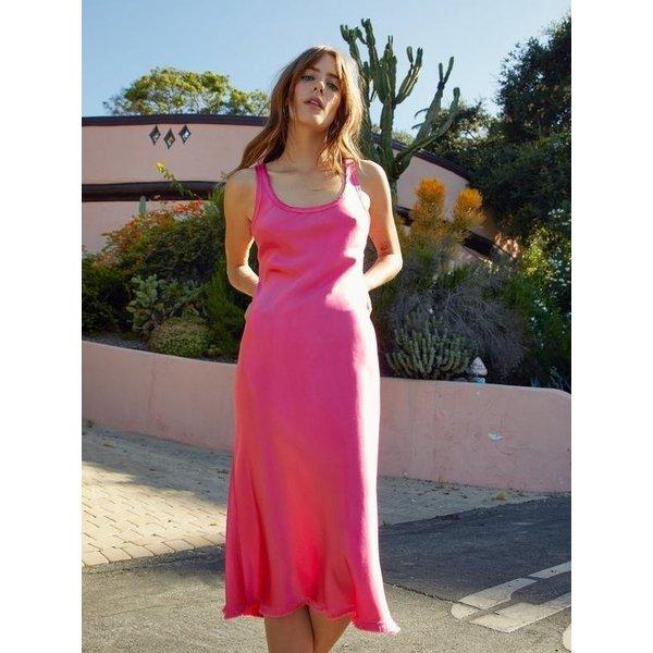 Nation Nation Samantha Bias Cut Tank Dress