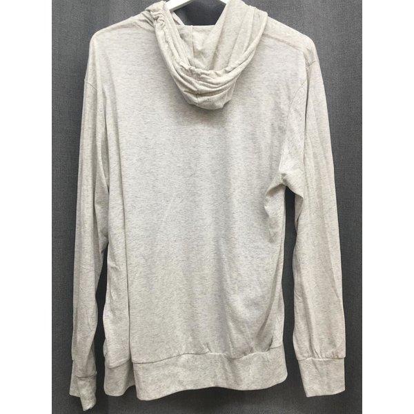 Lakeshirts Lakeshirts Mens Triblend Hooded LS Tshirt