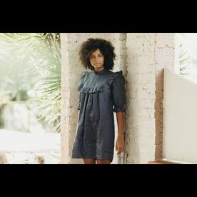 Acacia Lahaina Linen Dress