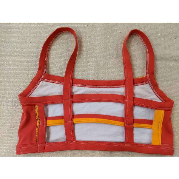 CCM Workout-wear Strappy Back Straight Front