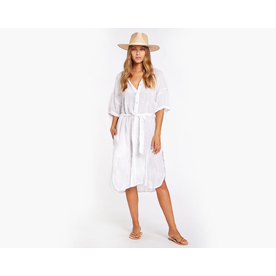 Vitamin A EcoLinen Playa Dress