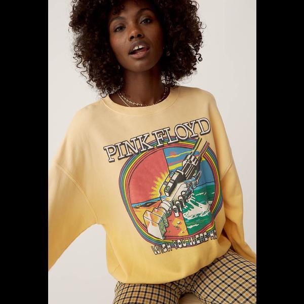 Daydreamer Daydreamer Pink Floyd Wish You Were Here Sweatshirt