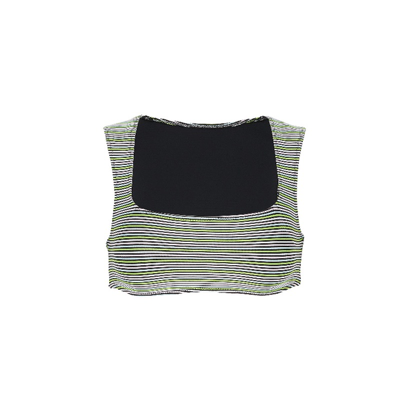 Solid & Stripe Solid & Striped The Cleo Top