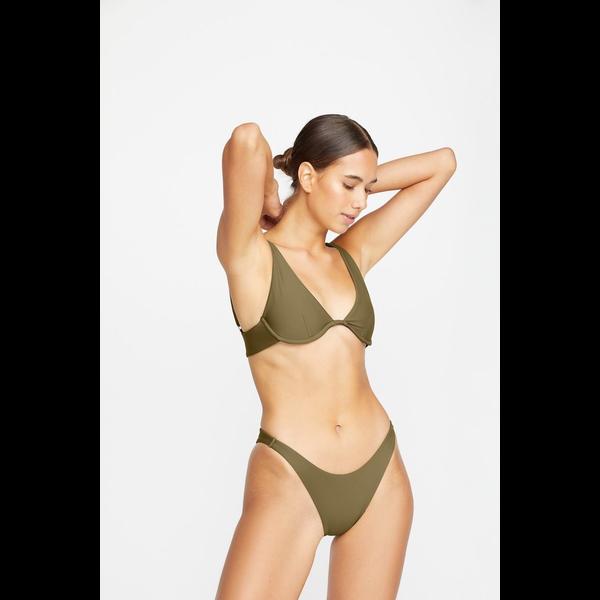 Mikoh Swimwear Mikoh Miyako Skinny Side Btm