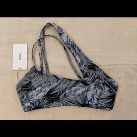 Mikoh Swimwear Mikoh Quensland One Shoulder Top