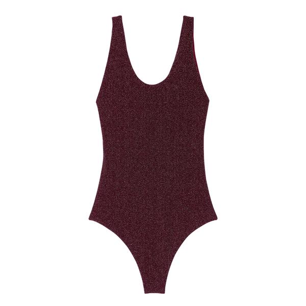 Mikoh Swimwear Mikoh Mala 1PC Metalic Basic