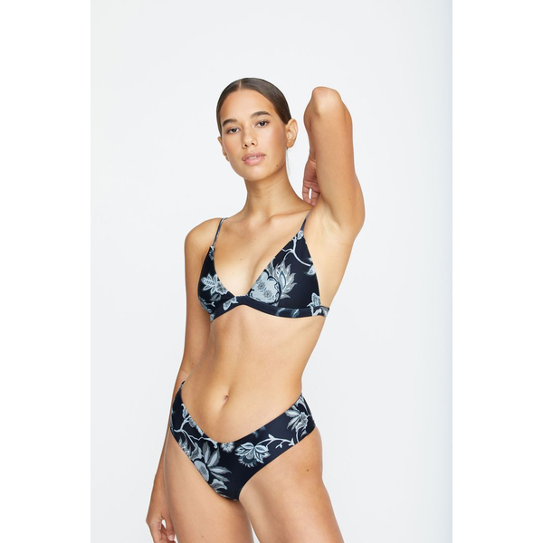 Mikoh Swimwear Mikoh Gomi Triangule Adj Strap Top