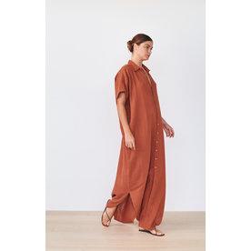 acacia Acacia Oahu Cotton/Gauze Dress