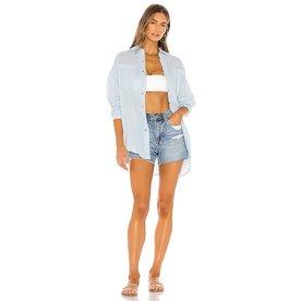 Acacia Swimwear Acacia Santa Fe Cotton Gauze Top