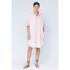 acacia Acacia Remi Cotton Linen Dress