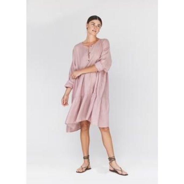 Acacia Frankie Linen Dress
