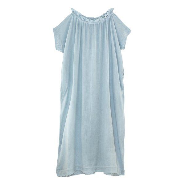 Mikoh Swimwear Mikoh Mirakami Off The Shoulder Maxi Dress