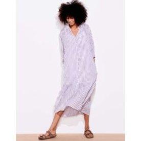 Sundry Sundry Stripe Shirt Dress