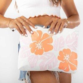 Aloha Collection Aloha Collection Mid Big island Hibiscus Dreamsicle