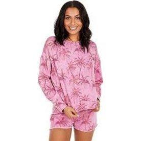 Sundry Sundry Palms Oversized Sweatshirt