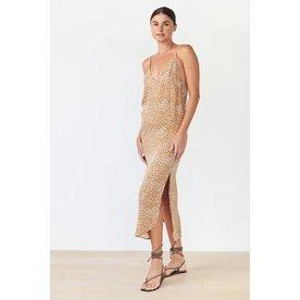 acacia Acacia Lewis Silk Strech Dress