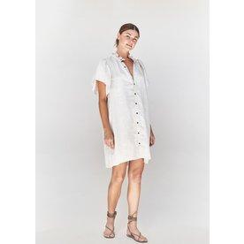 acacia Acacia Rowe Linen Dress