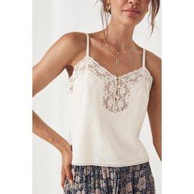 Spell Designs Spell Basic Linen Cami