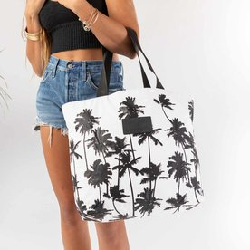 Aloha Collection Aloha Collection Coco Palms Day tripper Black/White