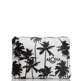Aloha Collection Aloha Collection Midi Coco Palms Black/White