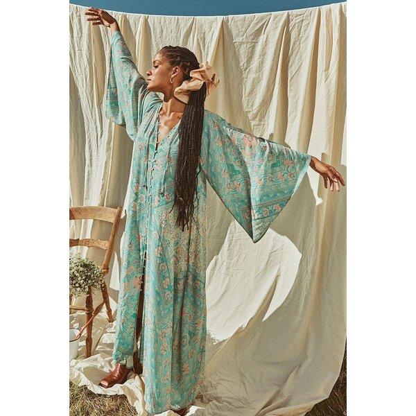 Spell Designs Spell Farrah Half Moon Gown