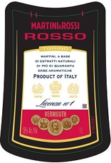 Vermouth Martini & Rossi Sweet Vermouth Rosso liter