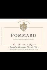 Burgundy French Domaine Germain Pere & Fils Pommard 2017 750ml