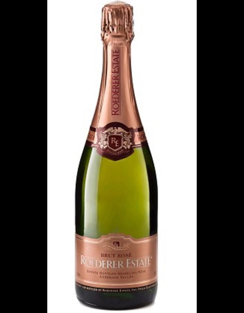 Champagne/Sparkling Roederer Estate Rose Brut Sparkling Wine 750ml