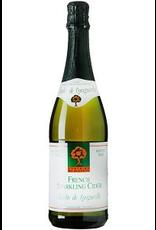 Apple Cider Duche de Longueville French Sparkling Cider Non-Alcoholic