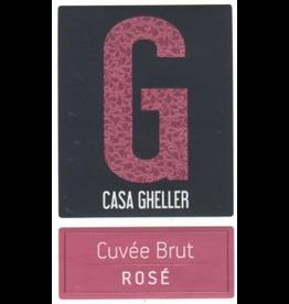 Prosecco G Casa Gheller Rose Cuvee Brut 750ml