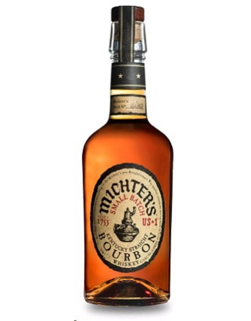 Bourbon Whiskey Michter's Bourbon Whiskey Small Batch US*1  750ml