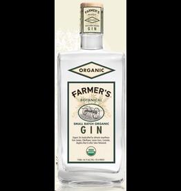 Gin Farmer's Small Batch Organic Gin 750ML