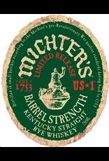 Rye Whiskey Michter's Barrel Strength Rye US*1 750ml