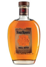 Bourbon Whiskey Four Roses Small Batch Kentucky Straight Bourbon 90 Proof 750ml