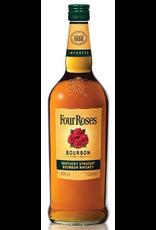 Bourbon Whiskey Four Roses Bourbon 80 proof 750ml