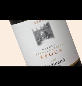 Slovenia Ferdinand Winery Rebula 2018 Ribolla Gialla Slovenia 750ml