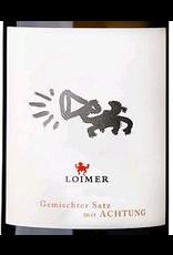 Austria white Loimer Gemischter Satz Mit Achtung 2015 WHITE BLEND ORANGE