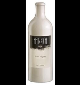 Austria white Heinrich Grau Freyheit 2017 Chardonnay, Pinot Blanc, Pinot Gris 750ml