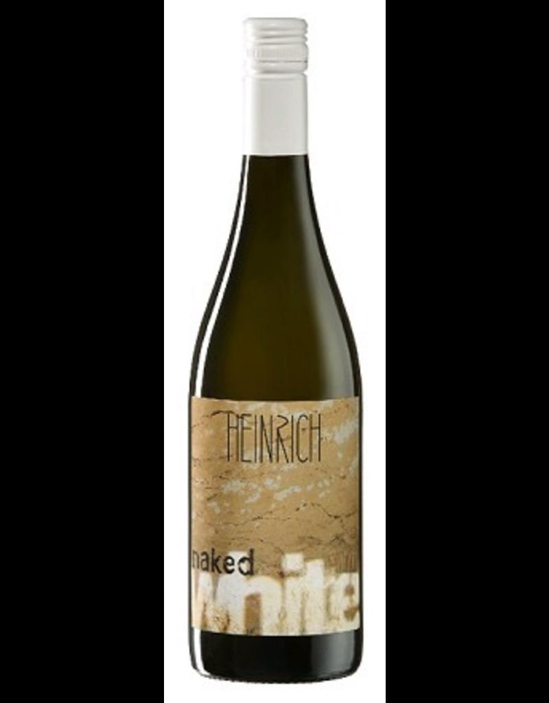 Austria white Heinrich Naked White 2018 Orange wine Chardonnay, Pinot Blanc, Welschriesling, Neuberger, Muskat Ottonel and Gruner Veltliner